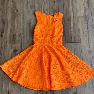 ❗️2 FOR $20❗️🧡Orange Express Dress🧡